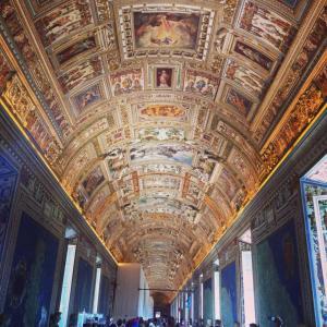 Vatican-gallery
